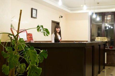 Korona Hotel - Reception