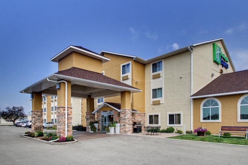 Holiday Inn Express OTTAWA - Ottawa, IL