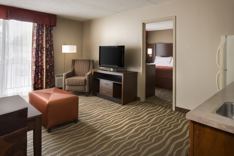 Holiday Inn Hotel & Suites DES MOINES-NORTHWEST - King Bed Executive Suite