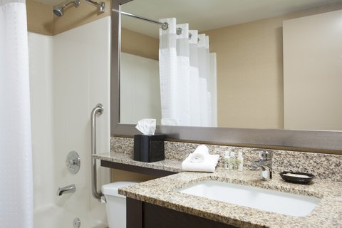 Holiday Inn Hotel & Suites DES MOINES-NORTHWEST - Guest Bathroom