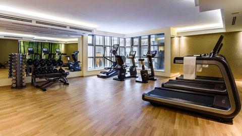 فندق كيمبنسكي كورفينوس بودابست - Fitness Centre Budapest Hotel Kempinski