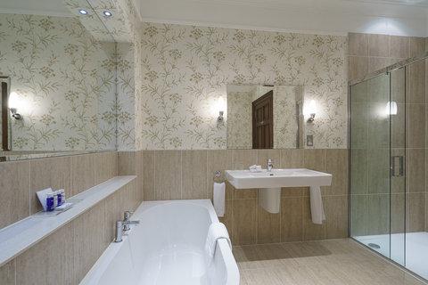 Murrayshall Hotel - Bathroom