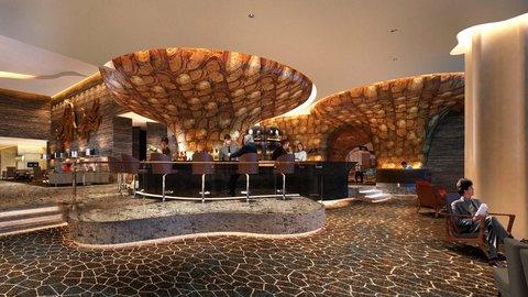 Hilton Colombo - Lobby and Bar