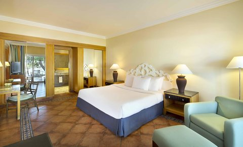 Hilton Sharm Dreams Resort - Hilton Guest Room King Bed