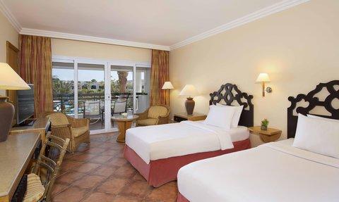 Hilton Sharm Dreams Resort - Hilton Guest Room Twin