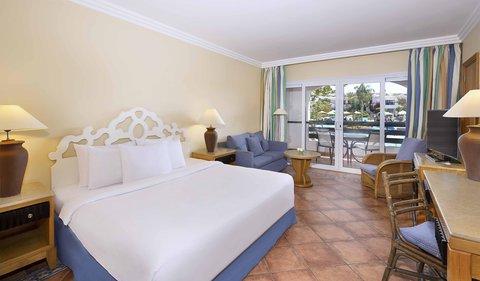 Hilton Sharm Dreams Resort - Hilton Guest Room King