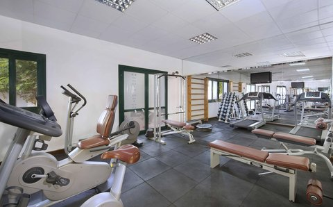 Hilton Sharm Dreams Resort - Gym