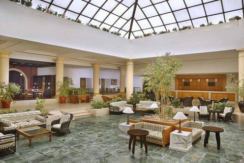 Hilton Sharm Dreams Resort - Lobby