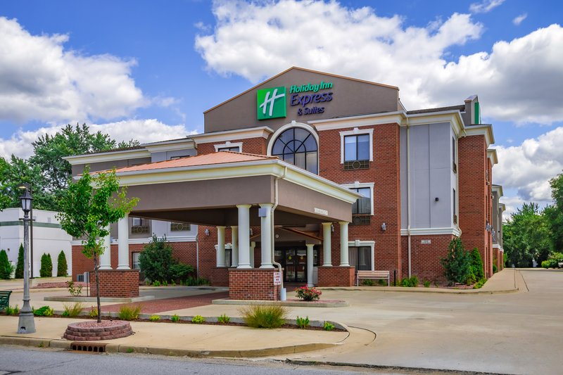 HOLIDAY INN EXP STES SOUTHBEND