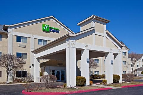 Holiday Inn Express ELKHART NORTH - I-80/90 EX. 92 - Hotel Exterior