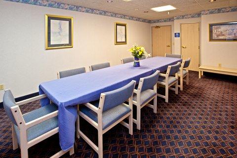Holiday Inn Express ELKHART NORTH - I-80/90 EX. 92 - Meeting Room