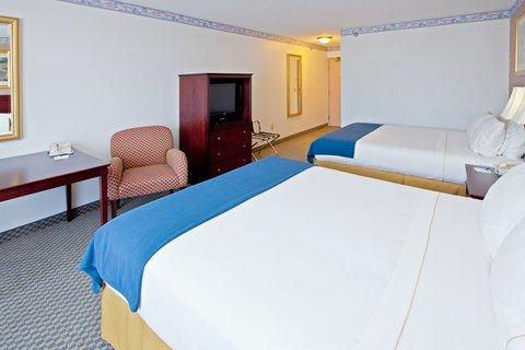 Holiday Inn Express ELKHART NORTH - I-80/90 EX. 92 - Guest Room