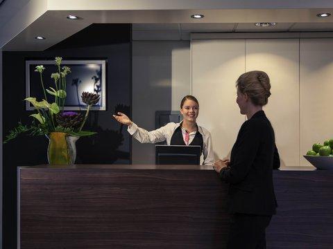 Mercure Hotel Amsterdam Airport - Exterior
