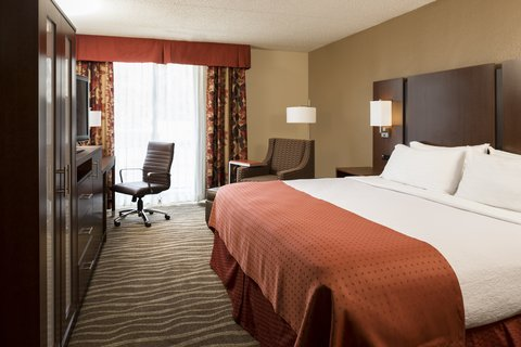 Holiday Inn Hotel & Suites DES MOINES-NORTHWEST - King Bed Guest Room