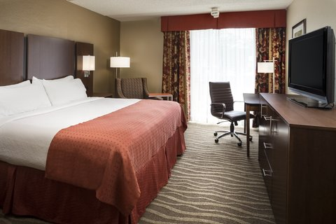 Holiday Inn Hotel & Suites DES MOINES-NORTHWEST - Accessible King Guest Room