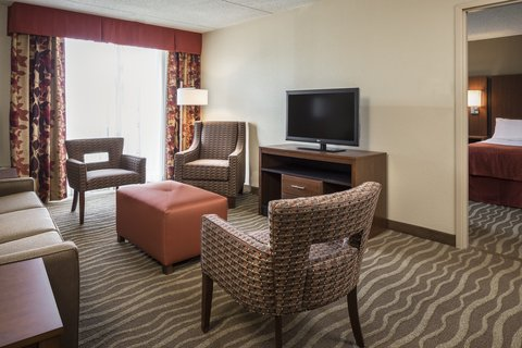 Holiday Inn Hotel & Suites DES MOINES-NORTHWEST - Double Queen Bed Family Suite
