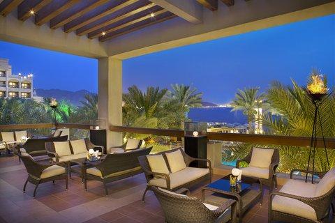 InterContinental AQABA (RESORT AQABA) - Martini s Terrace