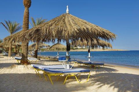 Hilton Sharm Dreams Resort - Beach