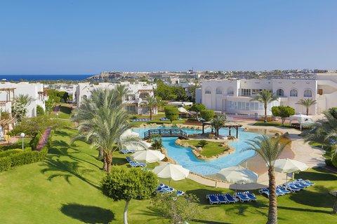 Hilton Sharm Dreams Resort - Tropical Pool