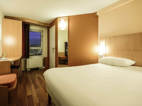 ibis Clermont Ferrand Sud Carrefour Herbet - Guest Room
