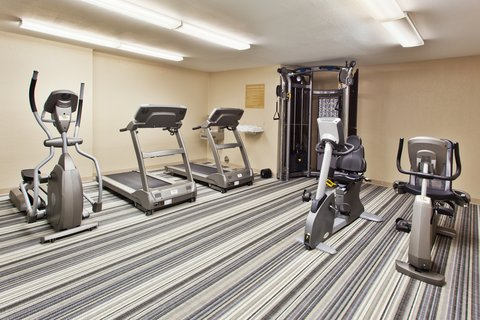 Candlewood Suites DALLAS-LAS COLINAS - Fitness Center