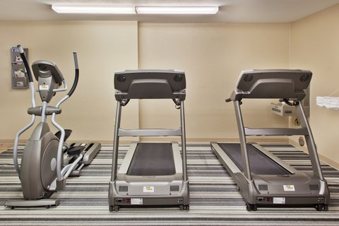 Candlewood Suites DALLAS-LAS COLINAS - Gym