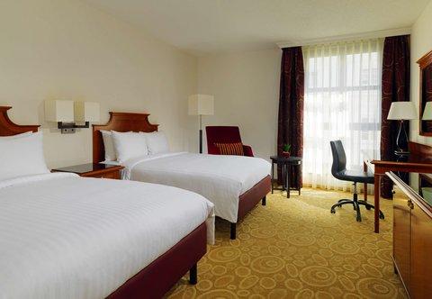 فندق ماريوت هامبورغ - Deluxe Queen Queen Guest Room