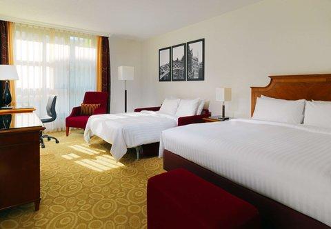 فندق ماريوت هامبورغ - Family Guest Room