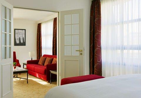 فندق ماريوت هامبورغ - Junior Suite