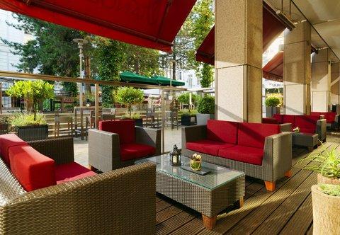 فندق ماريوت هامبورغ - Piano Bar - Terrace