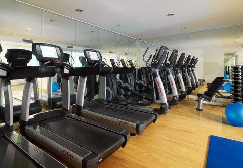 فندق ماريوت هامبورغ - Fitness Center