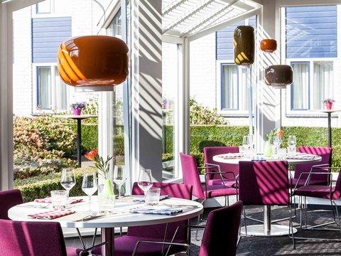 佈雷达诺富特酒店 - Restaurant