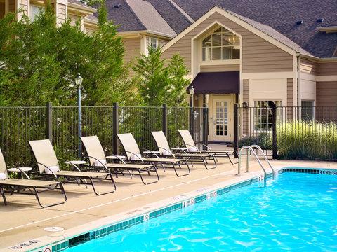 科罗拉多泉中央居住馆酒店 - Pool