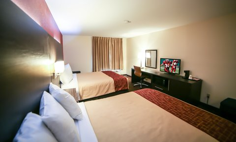 Holiday Inn Express EVANSVILLE-NORTH(I-64 & US 41) - Deluxe Double