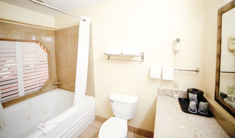 Holiday Inn Express EVANSVILLE-NORTH(I-64 & US 41) - Deluxe King Jacuzzi