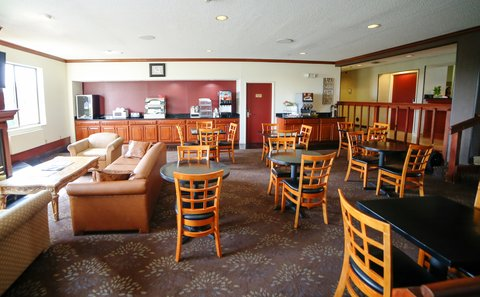 Holiday Inn Express EVANSVILLE-NORTH(I-64 & US 41) - Dining Area