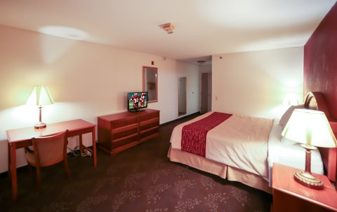 Holiday Inn Express EVANSVILLE-NORTH(I-64 & US 41) - Standard King