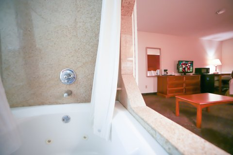 Holiday Inn Express EVANSVILLE-NORTH(I-64 & US 41) - Suite King Jacuzzi