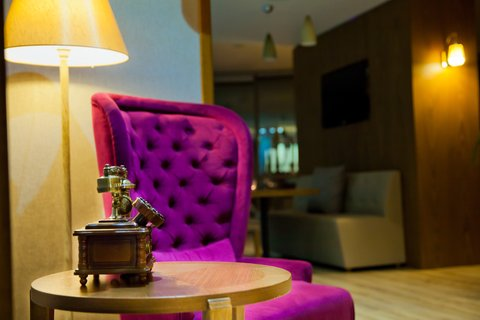 Staybridge Suites BAKU - If you wish to call someone from another century