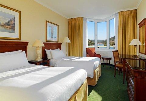 Heidelberg Marriott Hotel - Twin Twin Guest Room - Water View