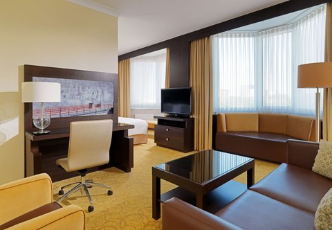 Heidelberg Marriott Hotel - Junior Suite - Living Area