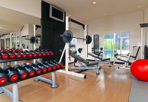 Heidelberg Marriott Hotel - Fitness Center