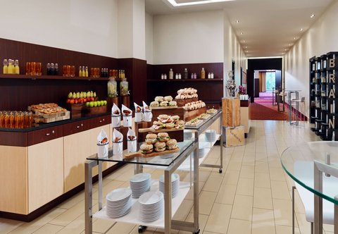 Heidelberg Marriott Hotel - Pre-Function Area - Coffee Break