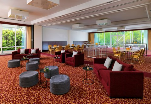 Heidelberg Marriott Hotel - Jaspers   Bloch Meeting Rooms