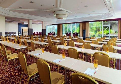 Heidelberg Marriott Hotel - Friedrich Hegel Meeting Room