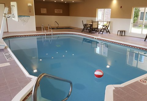 TownePlace Suites Sioux Falls - Indoor Pool and Spa