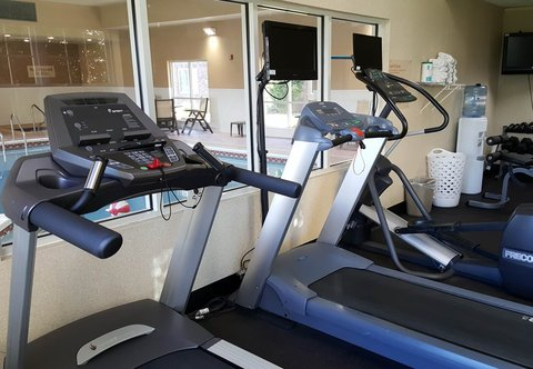 TownePlace Suites Sioux Falls - Fitness Center