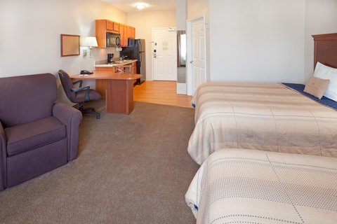 Candlewood Suites LONGVIEW - Double Bed Guest Room