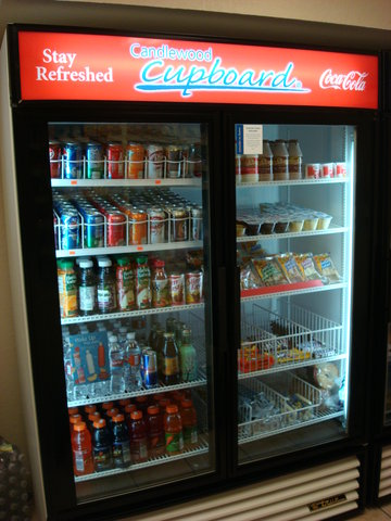 Candlewood Suites BEAUMONT - Beverage Selection