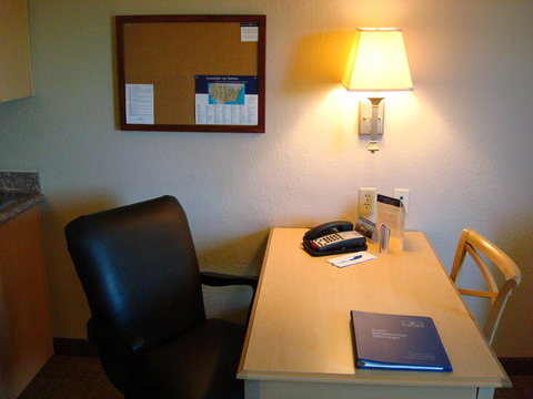 Candlewood Suites BEAUMONT - Work Desk Single Room